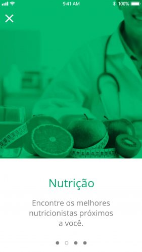 encontre nutricionistas